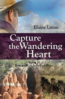 Capture the Wandering Heart  (Rescued...A Series of Hope)  by Elaine Littau, Rhonda Price  http://www.faithfulreads.com/2014/04/wednesdays-christian-kindle-books-early_30.html