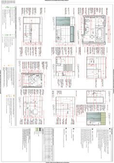Interior Architecture Drawing, Drawing Interior, Architecture Portfolio, Architecture Plan, Architecture Details, Architect Sketchbook, Interior Design Presentation, Construction Drawings, Architectural Section