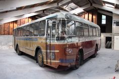 Haakse bus BBA retro
