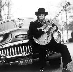 John Lee Hookerwas born in Coahoma County, Mississippi on August 22nd, 1917.Happy Birthday,John Lee Hooker!