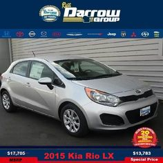 Do you or a friend want a new car with affordable financing? Check out today's Russ Darrow Kia Deal #SeeYainaKia