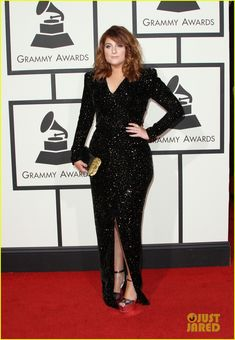 Meghan Trainor Wins Best New Artist at Grammys 2016: Photo #929739. Congrats to Meghan Trainor!    The 22-year-old musician won the Best New Artist honor at the 2016 Grammy Awards held at the Staples Center on Monday (February 15)…