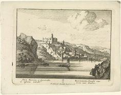 Pieter Schenk.  1695-1705, coastal scene