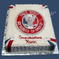 Eagle Scout Cake Pictures
