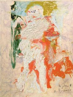 Untitled - Willem de Kooning