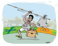 Osvaldo Gutierrez Gomez  (2016-08-10) JO 2016:  Olympic team first refugees of the Olympics