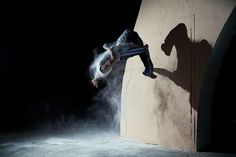 Powerful Acrobatic Portraits of Parkour in Motion - My Modern Metropolis  New York-based photographer and videographer Ben Franke captures the beautiful, acrobatic movement of parkour.