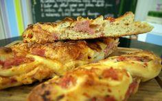 Baguete de Calabresa e Provolone | Receitas | Dia Dia