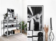 Bauhaus stålreol    Katarina Natalie Interior