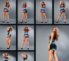 50 ideias de poses fotográficas para você tentar - 2ª parte