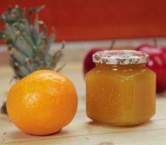 Narnacs-ananász-mangó dzsem