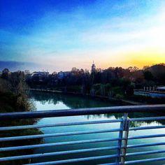 #latergram ... non so resistere ai tramonti     #roma #italia #italy #instaitalia #pontedellamisica #ig_italia #ig_italy #sunset #ig_europe #mobilephotography #visitlazio #agameoftones #sunsetporn #huntgram  #rome #ig_lazio #igerslazio #igersitalia #bridge #instasunset #igersroma #ig_roma #vivoroma #tramonto #roma #huntgramitaly #tramonto
