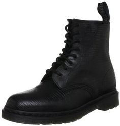 cf64b6b5adc Dr Martens Unisex Adult Lizard 1460 Lace Up Boot Dr Martens Boots