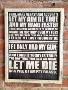 Police - Law Enforcement - Military Inspired Sign for any guy's Man Cave or Garage, Locker or House on Etsy, $50.00