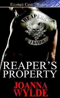 Monlatable Book Reviews: Reaper's Property (Reapers MC #1) by Joanna Wylde Review