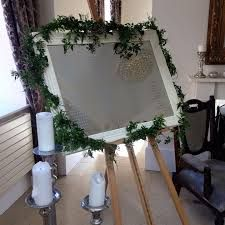 Image result for wedding seating plan on mirror