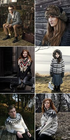 Icelandic Sweater Fashion