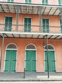New Orleans Doorways
