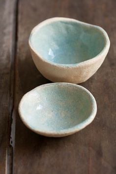 NonaBruna — Two bowls, color of the sky