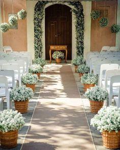 Decoração de casamento simples: 100 fotos + tutoriais para o grande dia