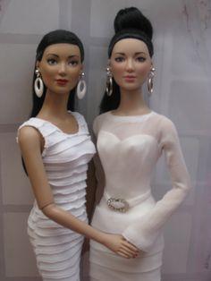 Tonner Wedding - Carrie Chan & Misuru Tokyo (Neo Tokyo) | by mydollfamily