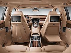 Panamera Turbo S Executive | The Billionaire Shop