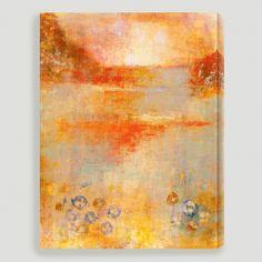 """Umber View II"" by Maeve Harris | World Market"