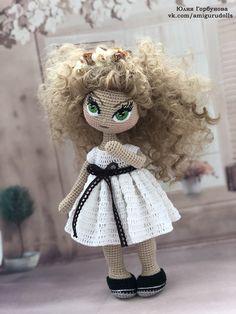 Куклы крючком амигуруми, мастер-классы | VK