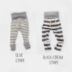 skinny sweats -- baby/toddler sweatpants