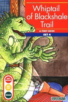 Whiptail of Blackshale Trail (Get Ready, Get Set, Read!/Set 4) by Gina Erickson http://www.amazon.com/dp/0812017331/ref=cm_sw_r_pi_dp_IeOSwb1CFXXQ8