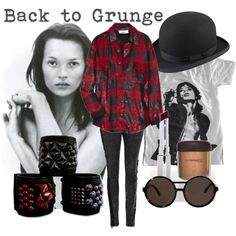 Trend Fall - Winter 2010-11 - The Return of Grunge (2).... Inspiration for Emily's Bday Party tmr night