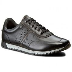 Sneakersy LASOCKI FOR MEN - MB-ARBAT-12 Czarny