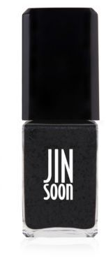 JINsoon Polka Black Nail Polish/0.37 oz.