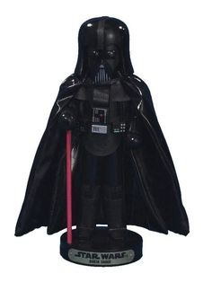 Star Wars Series Darth Vader Christmas Nut Cracker Home Decor Kitchen Tools Wood