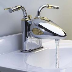 Boss Faucet | Wackiest Bath Products | Photos | Bathroom | This Old House
