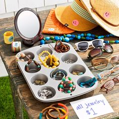 Bring in the Big Bucks at Your Yard Sale - Yard Sale Set Up