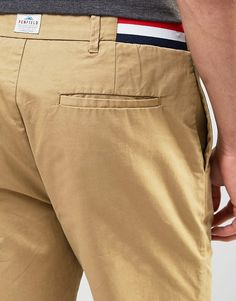 Image 3 of Penfield Chino Shorts in Tan