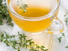 Thyme tea is just perfect to relax the bronchial spasma caused by the trigger coughing due to colds and similar afflictions