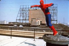 The Amazing Spider-Man Live-Action TV Show (1977-1979)