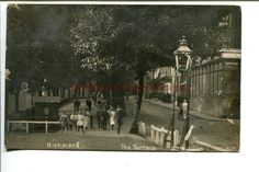 Richmond Upon Thames, Surrey, 1920s, Terrace, England, London, Vintage, Ebay, Balcony