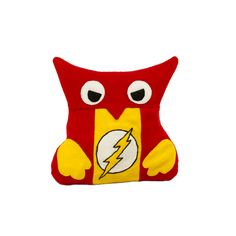 Флэш Flash DC Comics Owl Pillow - Совы Подушки от Швейных дел мастера www.masterpillow.ru
