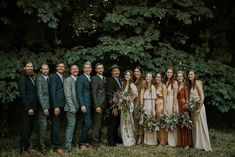 This dreamy woodland wedding is full of wildflowers and DIY details! Catherine Coons photographed the happy couple's wedding day. Wedding Groom, Wedding Attire, Wedding Couples, Boho Wedding, Dream Wedding, Wedding Dresses, Bohemian Weddings, Bohemian Bride, Wedding Ideas
