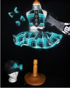 gonna tweak and recreate this for Jayla's back to school theme wear for her glitz pageant in August
