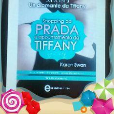 "Karen Swan "" Shopping da Prada e appuntamento da Tiffany "" - Recensione Libro  http://matutteame.blogspot.com/2014/08/karen-swan-shopping-da-prada-e.html"