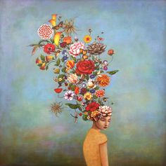 North Carolina-based painter Duy Huynh