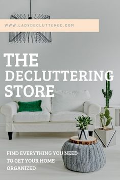 At The Decluttering Store you will find everything you possibly need to organize Bathroom Niche, Bathroom Red, Cottage Style Bathrooms, Declutter Your Life, Towel Storage, Bathroom Organization, Office Organization, Freezer Organization, Organizing Your Home