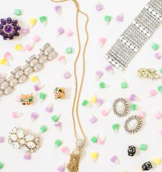 Vintage Jewelry from Candy Shop Vintage
