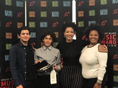 House of Blues Music Forward Foundation partnered with Miss Compton 2017 title holder Maliyah Mason, to give instruments to underserved schools and communities throughout Los Angeles County as part of the foundation's Give Music program.