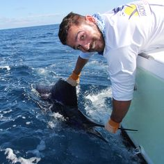 Awesome job for tagging and releasing this beautiful sailfish aboard GOOD DAY in Quepos Costa Rica!