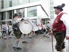 Parada - Świętowanie w Niemczech